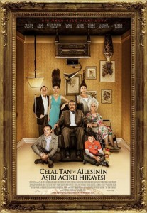 Celal Tan Ve Ailesinin Aşırı Acıklı Hikayesi ( Altın Koza 2012 )