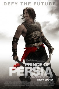 Pers Prensi : Zamanın Kumları